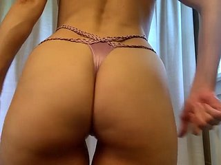 Panties Try On