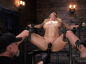 eternal metal bondage be required of cherie deville
