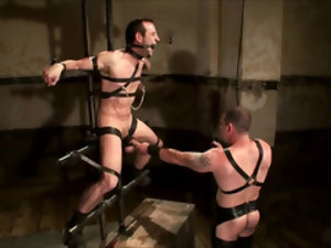 Careless Making love Slave bound with the addition of fucked