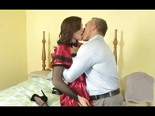 Temporary Red-hot Riding Minder and (Pretend) Stepfather