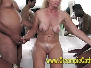 Mammoth Sloppy Creampie