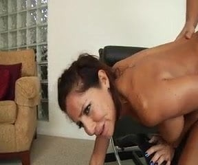 Sexy Fit MILF Tara Holiday Fucks Younger Man