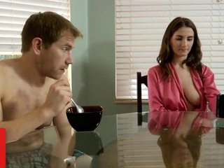 Molly Jane - Mom, I lack give fuck you anent rub-down the scullery (Stepmother and son)